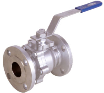 Ball Valve 2PC Flanged